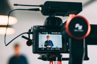 Persuasive marketing video