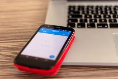 Social media flub on phone