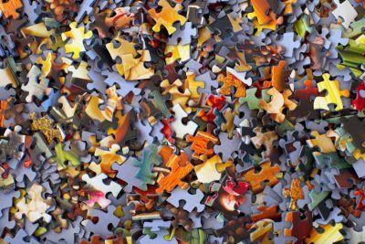 Content marketing documentation puzzle