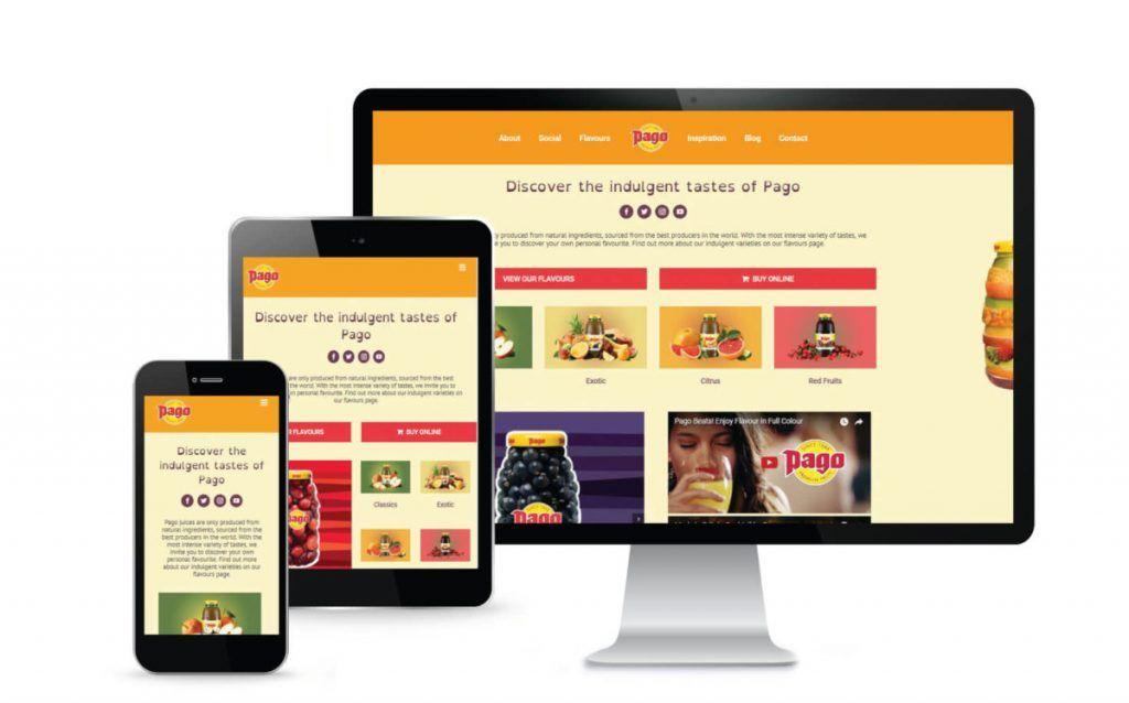Barnsley website design
