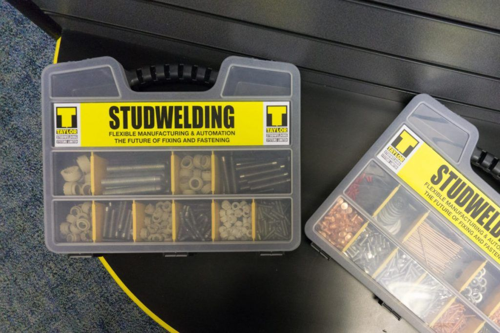 studwelding boxes