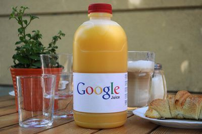 Link Juice from SEO experts