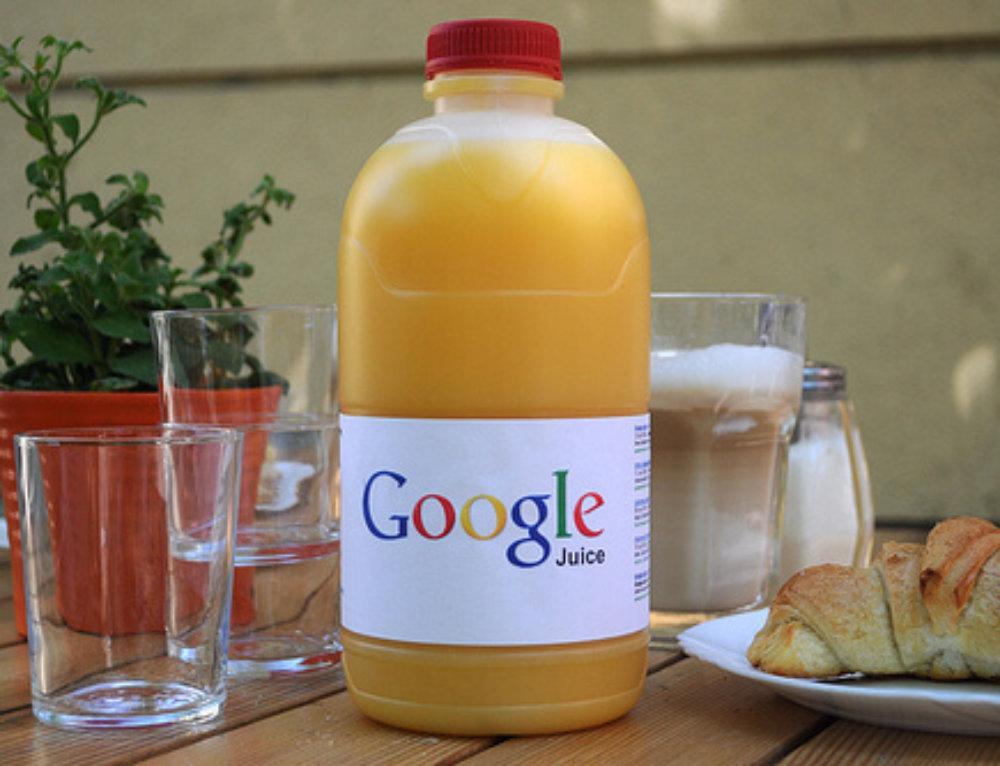 SEO Experts Jargon Busting: Link Juice