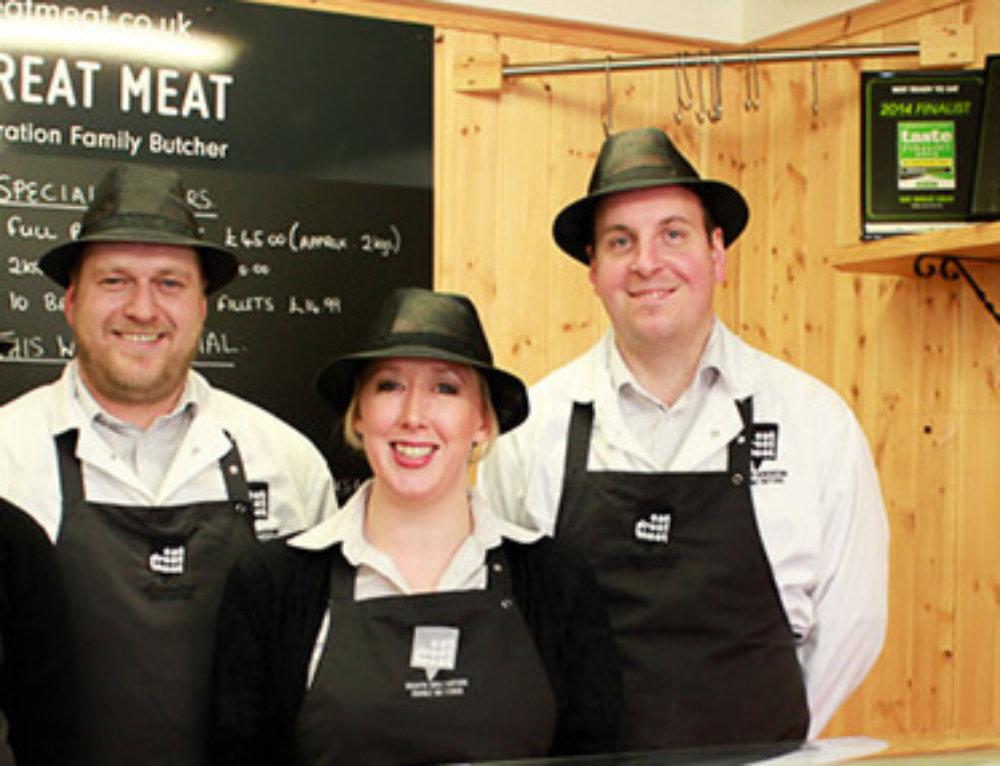 Eat Great Meat – Responsive Website Design
