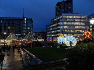 Digital Marketing Visit to Sheffield