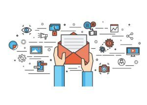 email marketing services graphic