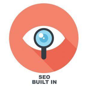 SEO website graphic