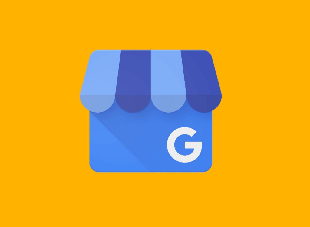 the google my business optimisation logo