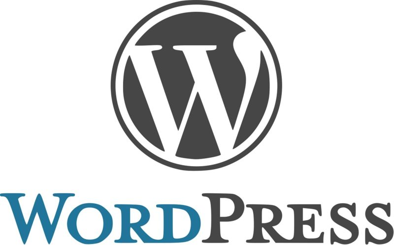 WordPress Website Design Logo