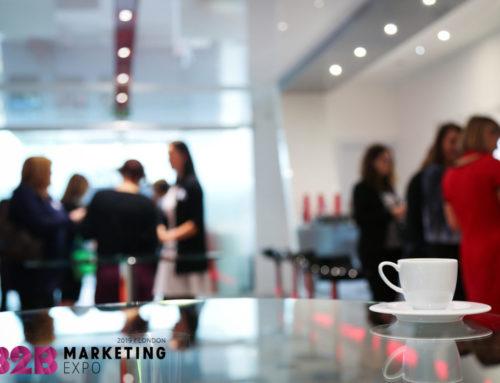 B2B Marketing Expo 2019: Join Bigfoot Digital!