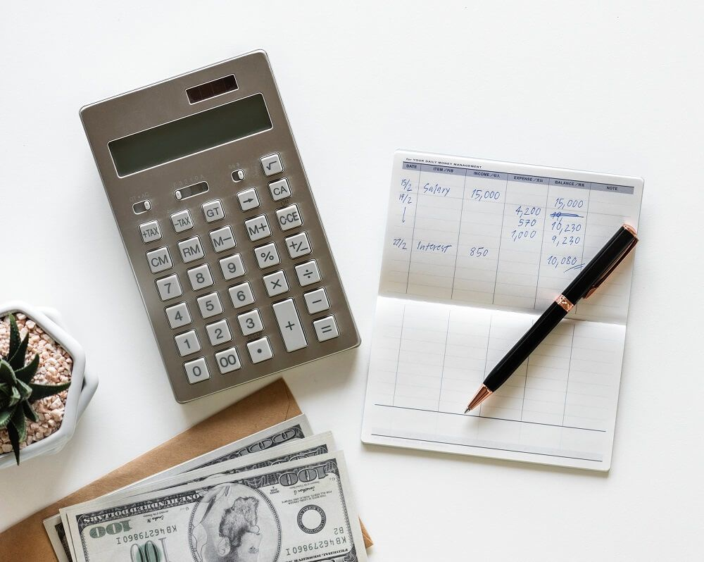 Working out costing