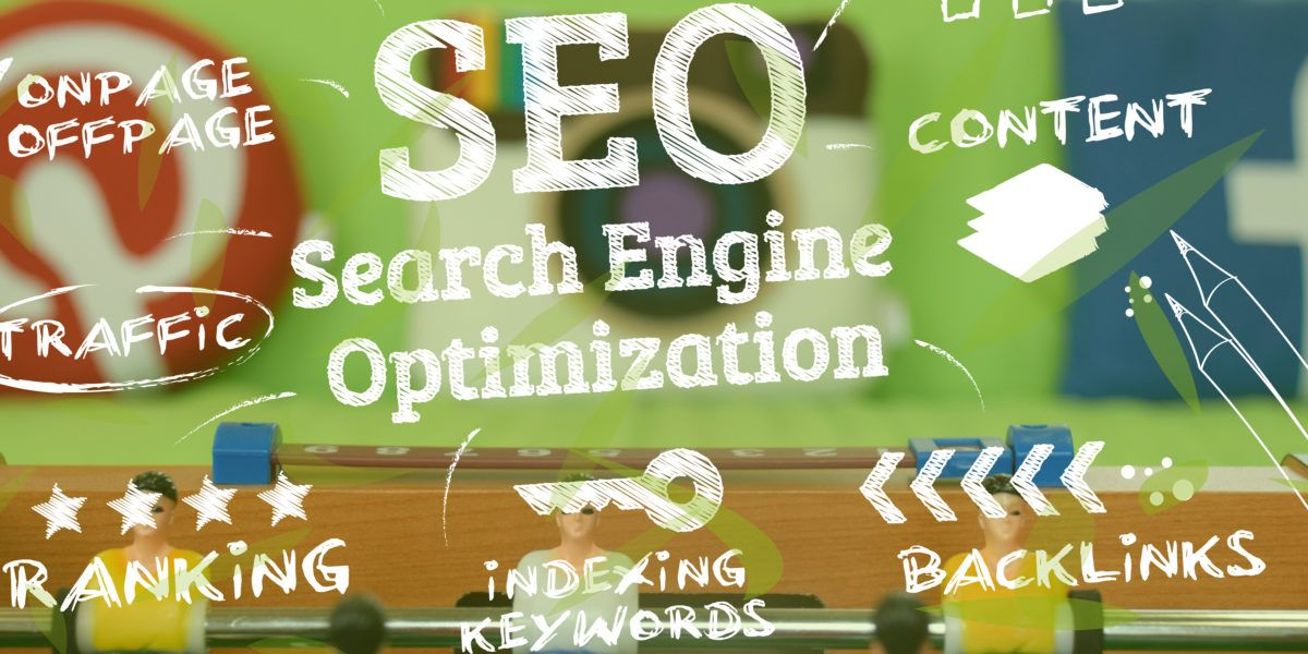 search engine optimisation consultant