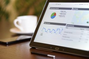 Online marketing analytics for a Manchester site.