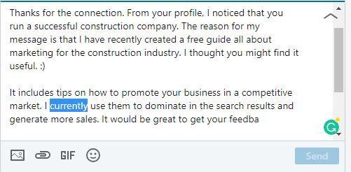 SEO Technique on LinkedIn.