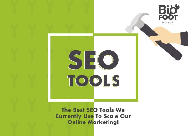 SEO guide to tools.