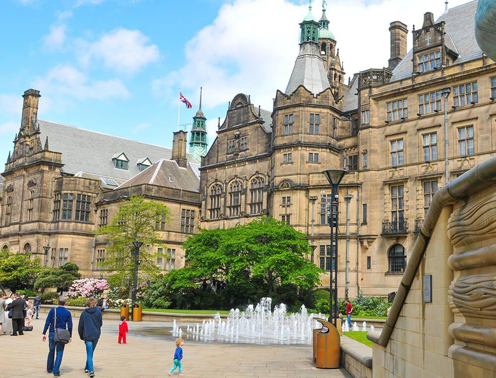 Sheffield, UK.