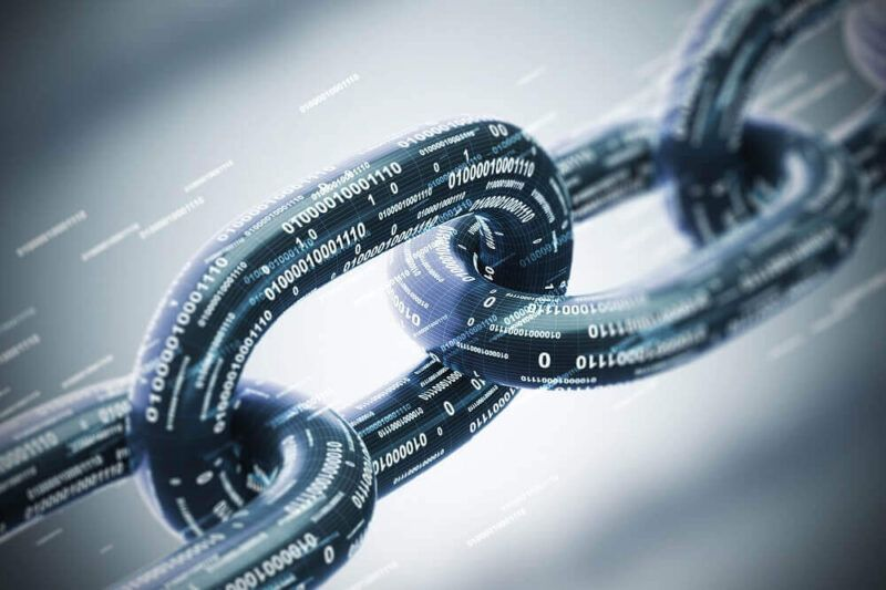 chain showing site security